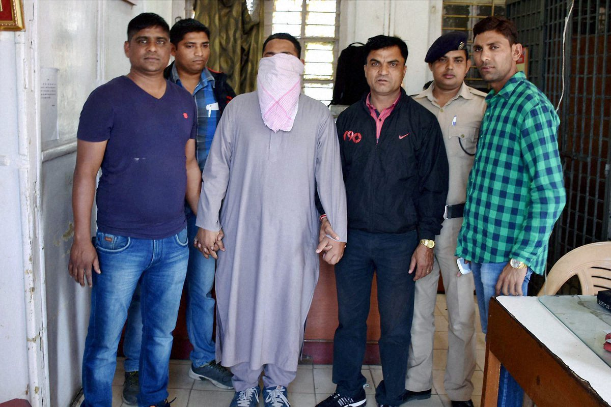 More interesting details about Pakistani held at Surat with fake Indian currency