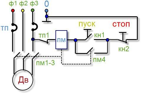 Электрическая схема газ 31105 с двигателем 406 инжектор
