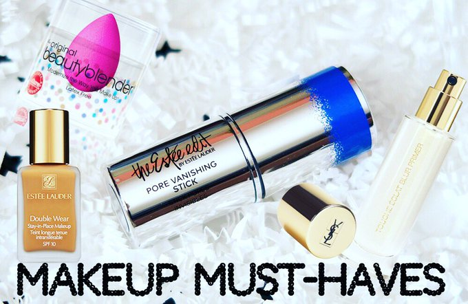 Makeup Must-Haves | #Flawless