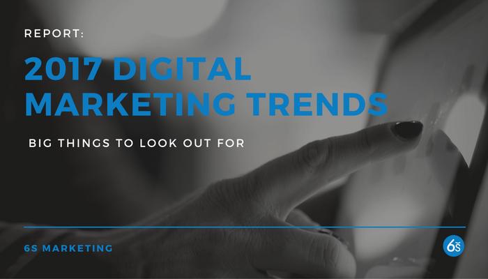 Report: 2017 Digital Marketing Trends https://t.co/Q1pDc731tE https://t.co/jLVL6NRCTH