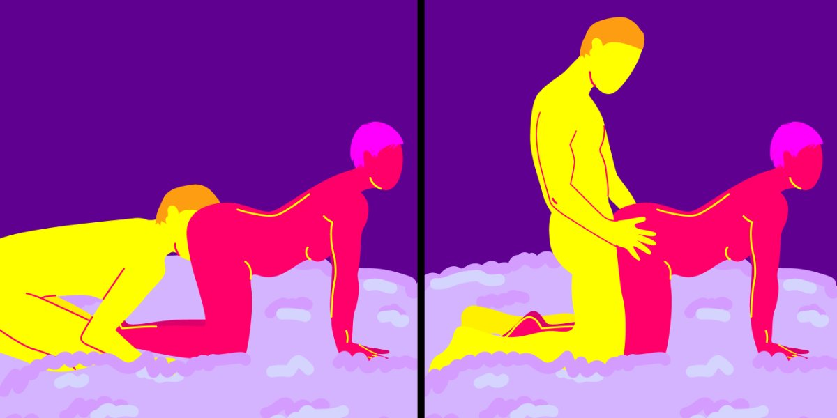 The best oral sex positions for women