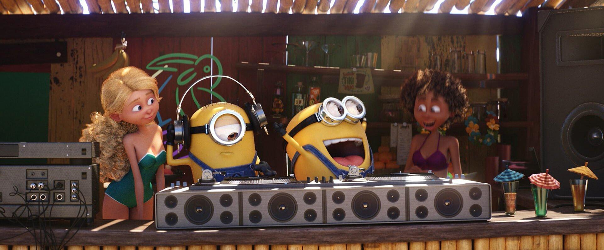 Despicable Me 3 Trailer Unveiled