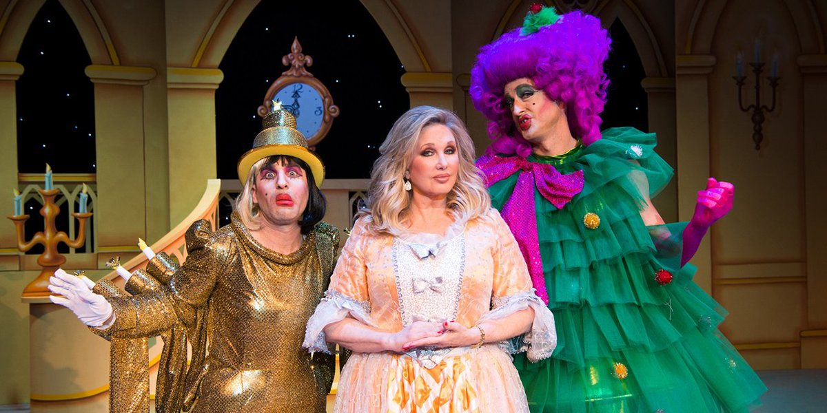 A Cinderella Christmas.Theatermania On Twitter Review A Cinderella Christmas At