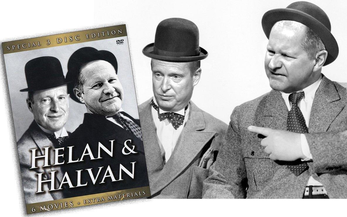 Årets julklapp är här. En DVD-samling med Eliassons och Ygemans allra festligaste upptåg.