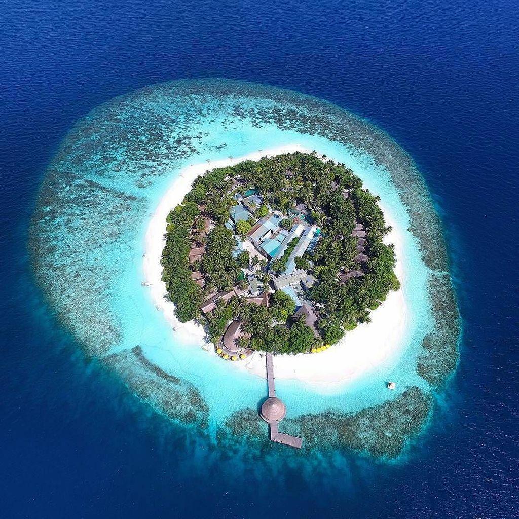 Resort Angsana Ihuru Maldive