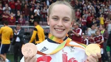 Northampton's Ellie Robinson has been named BBC young sports personality of the year. https://t.co/IedBbhqGhH