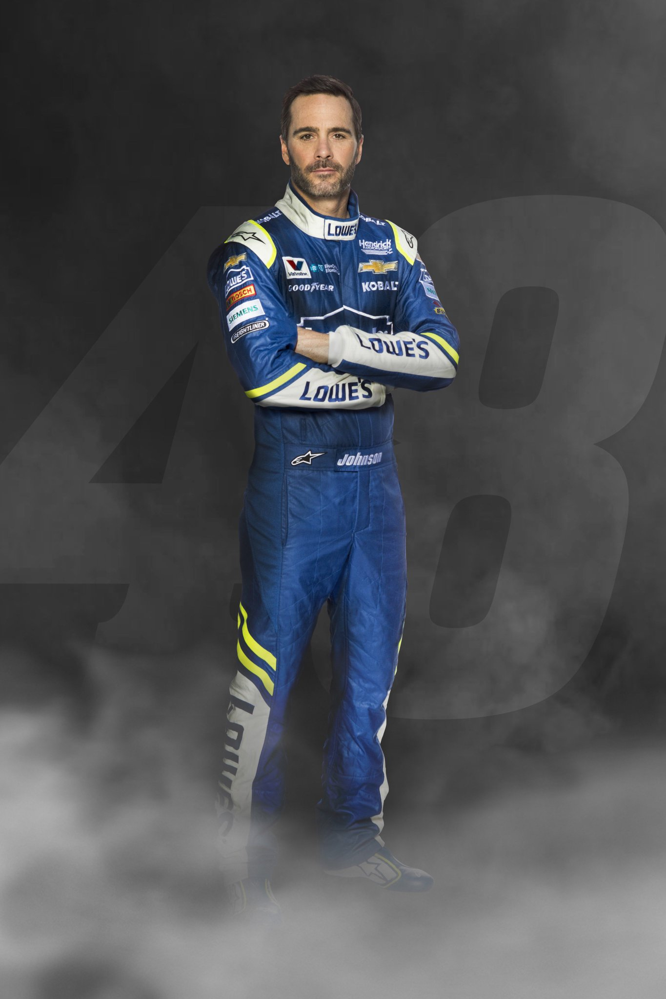 """Team Lowe's Racing on Twitter: """"A firesuit fit for a ..."""