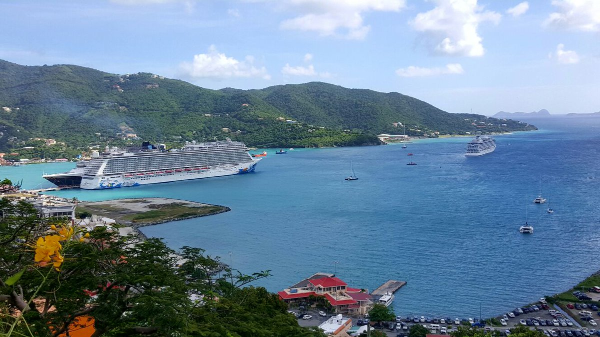 BVI Ports Authority PortsBvi Twitter - Bvi ports authority cruise ship schedule