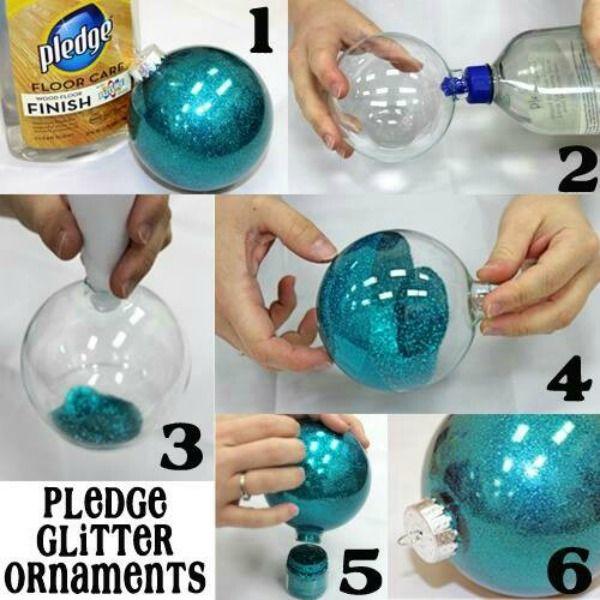 Unique DIY Christmas Ornaments Crafts Ideas