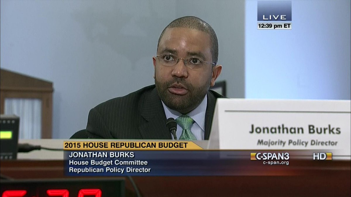 Image result for photos of jonathan burks chief of staff to paul ryan