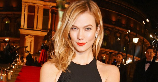 Karlie Kloss Gave Us Her Best Advice for Turning Down a Holiday Party RSVP