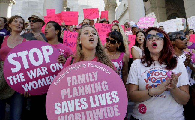 Image result for Obama Blocks States From Defunding Planned Parenthood