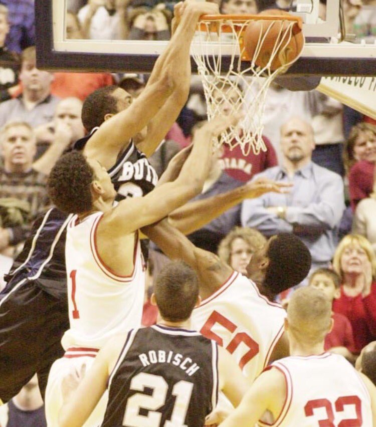 Seems an appropriate week to remember joel's dunk ftw and moose eating cody zeller's lunch https://t.co/ZZPS3LxEpT