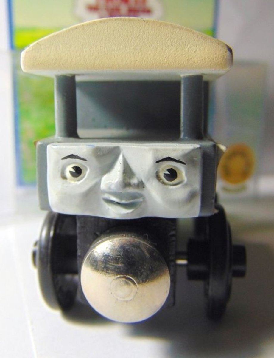 Thomaswoodenrailway On Twitter Roy Wilson Continues To Impress