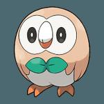 彦摩呂がモクローの色違いっていうか、進化後っていうレベルで似てて笑う!