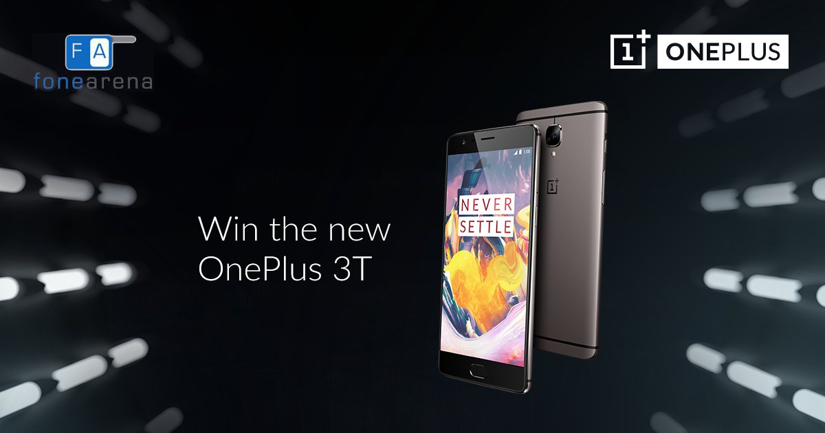 OnePlus 3T Giveaway https://t.co/Qun1qEqsuv https://t.co/OzvuguWVmy