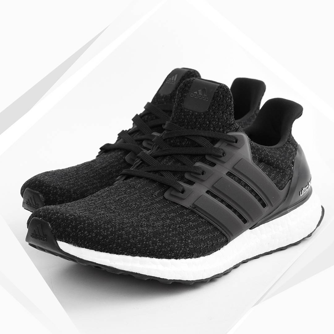 S Adidas Ultra Boost 3.0 Running Infrared Energy / Core Black