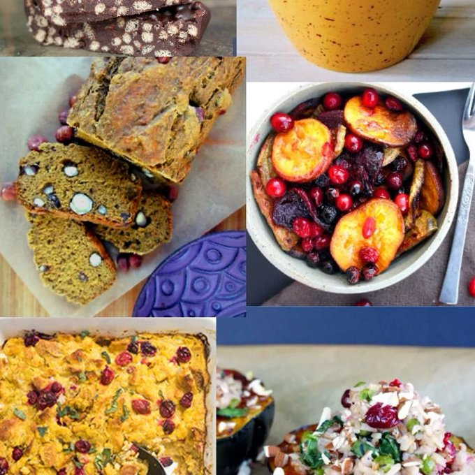 Holiday Recipe Roundup 2016