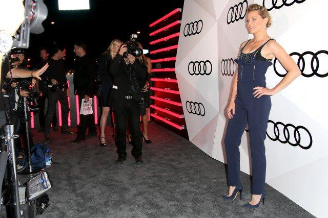 Emmys 2016 Parties: Jamie Foxx, Elizabeth Banks Hit the Audi Party