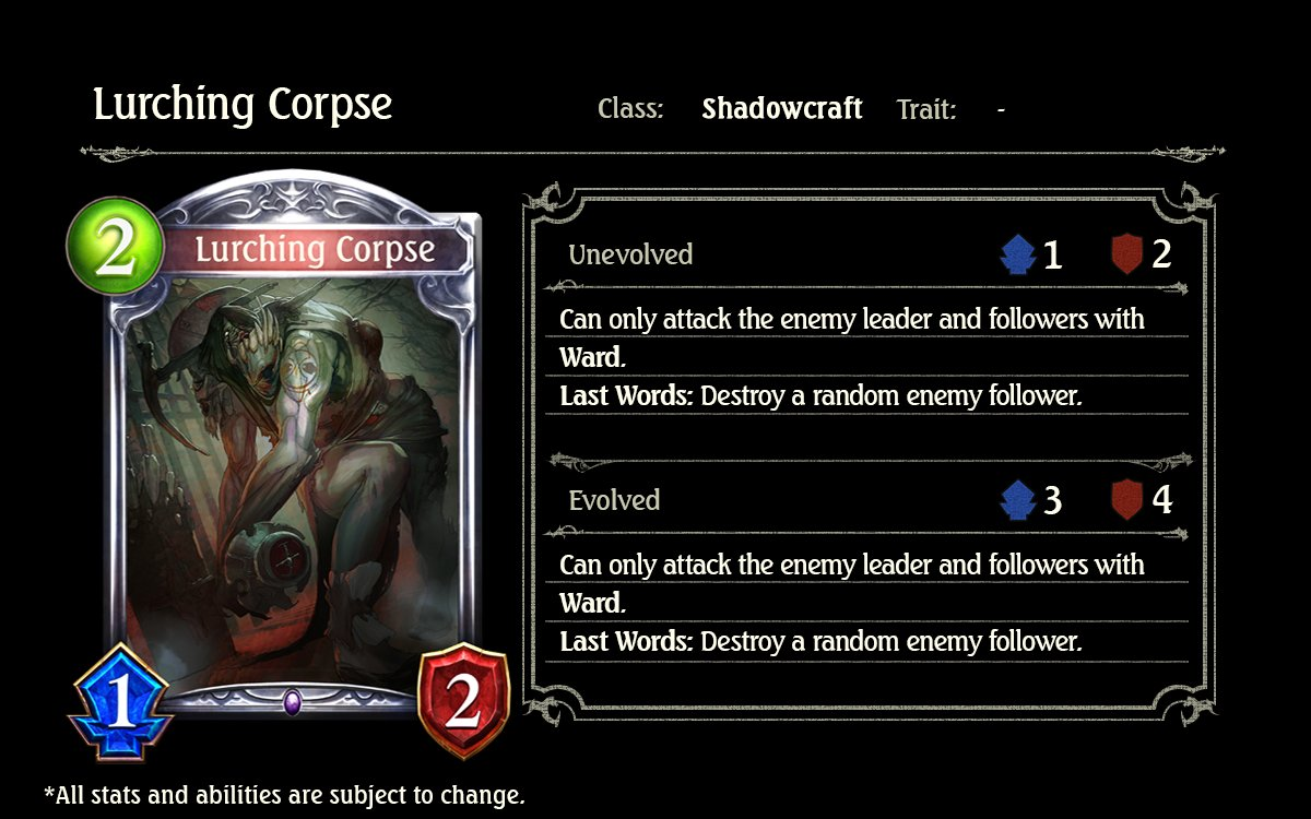 Image result for lurching corpse