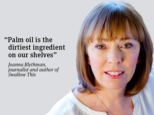 It's time to abandon #PalmOil says @JoannaBlythman https://t.co/xYD6UlmQLh