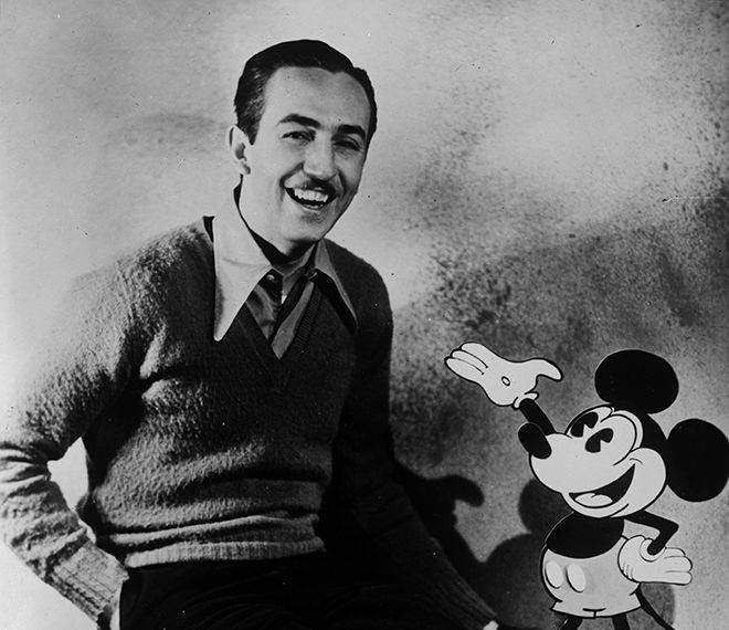 Walt Disney Mejores Frases Motivadoras Walt Disney