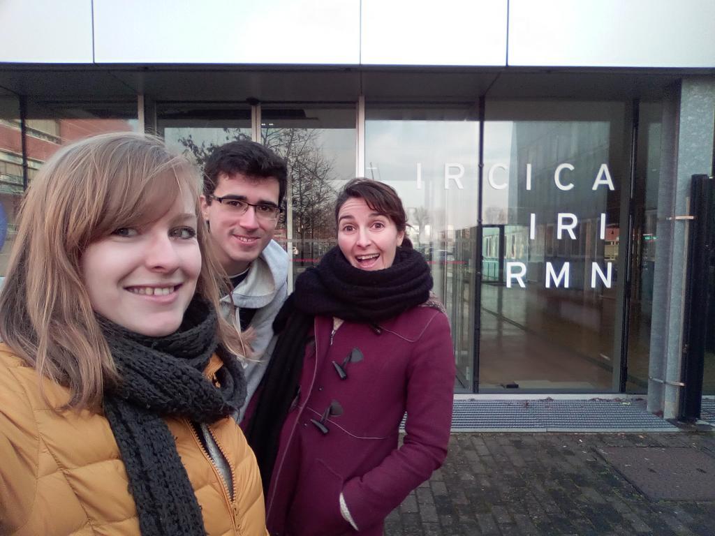 On est à l'#ircica @CNRS #villenveuvedascq pour #foothese https://t.co/M81YO8c6sp