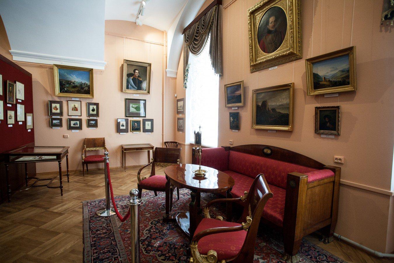 картинки литературного музея правой стороны