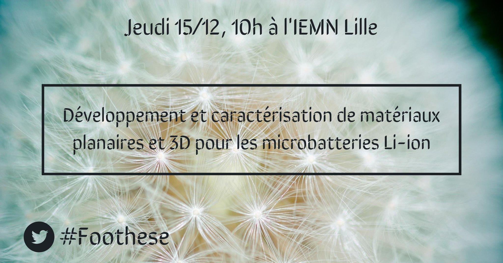 #foothese pour info le titre de la thèse de Manon c'est du Lion énergétique minuscule https://t.co/AMm6Pn4ZEc