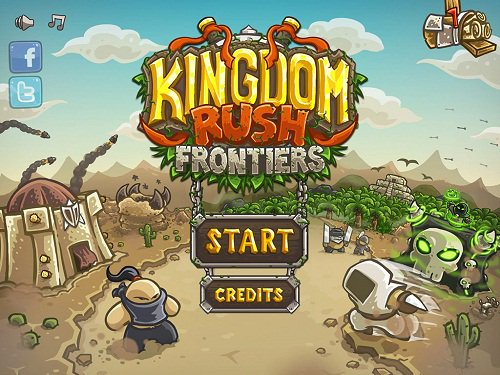 Thumbnail for Kingdom Rush Frontiers