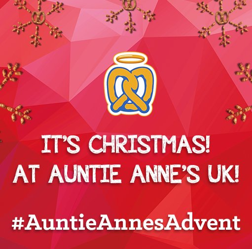 You've got 10 days to win 10 more prizes from @AuntieAnnesUK. If you're not following and retweeting, you might miss out! #AuntieAnnesAdvent https://t.co/0FIN3f96XG