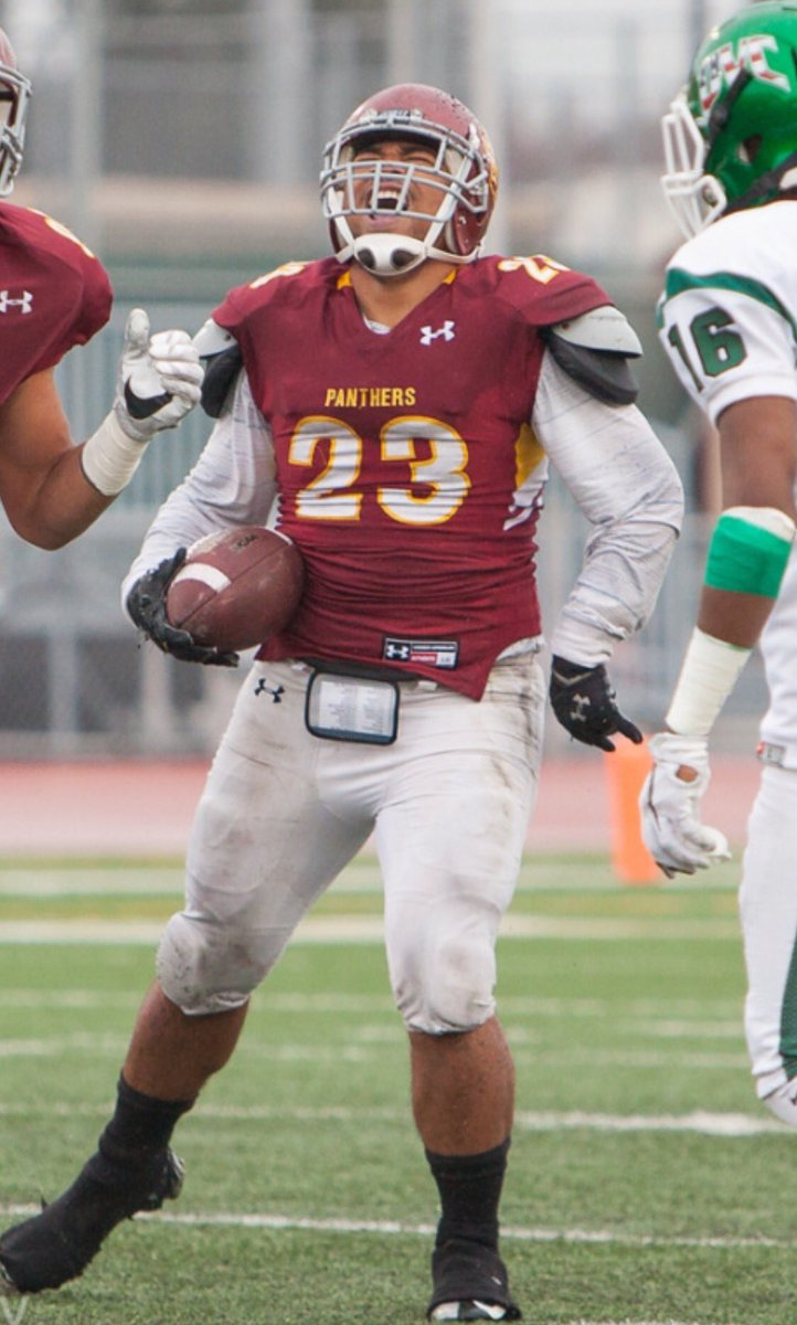 Sac City Football V Twitter Congrats Taamu48 On Being Named To