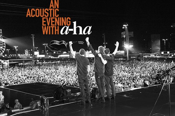 Press Release: 'An acoustic evening with a-ha' https://t.co/rJfJqXcWEl https://t.co/AjOub8yYWz