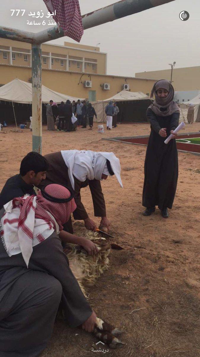 اليوم المفتوح ثانوية الشيخ بالزلفي