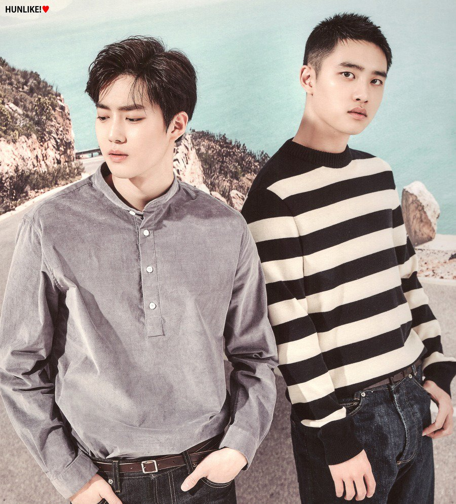 "D.O. Brasil On Twitter: ""[#SCAN 15/12/16] EXO Season"