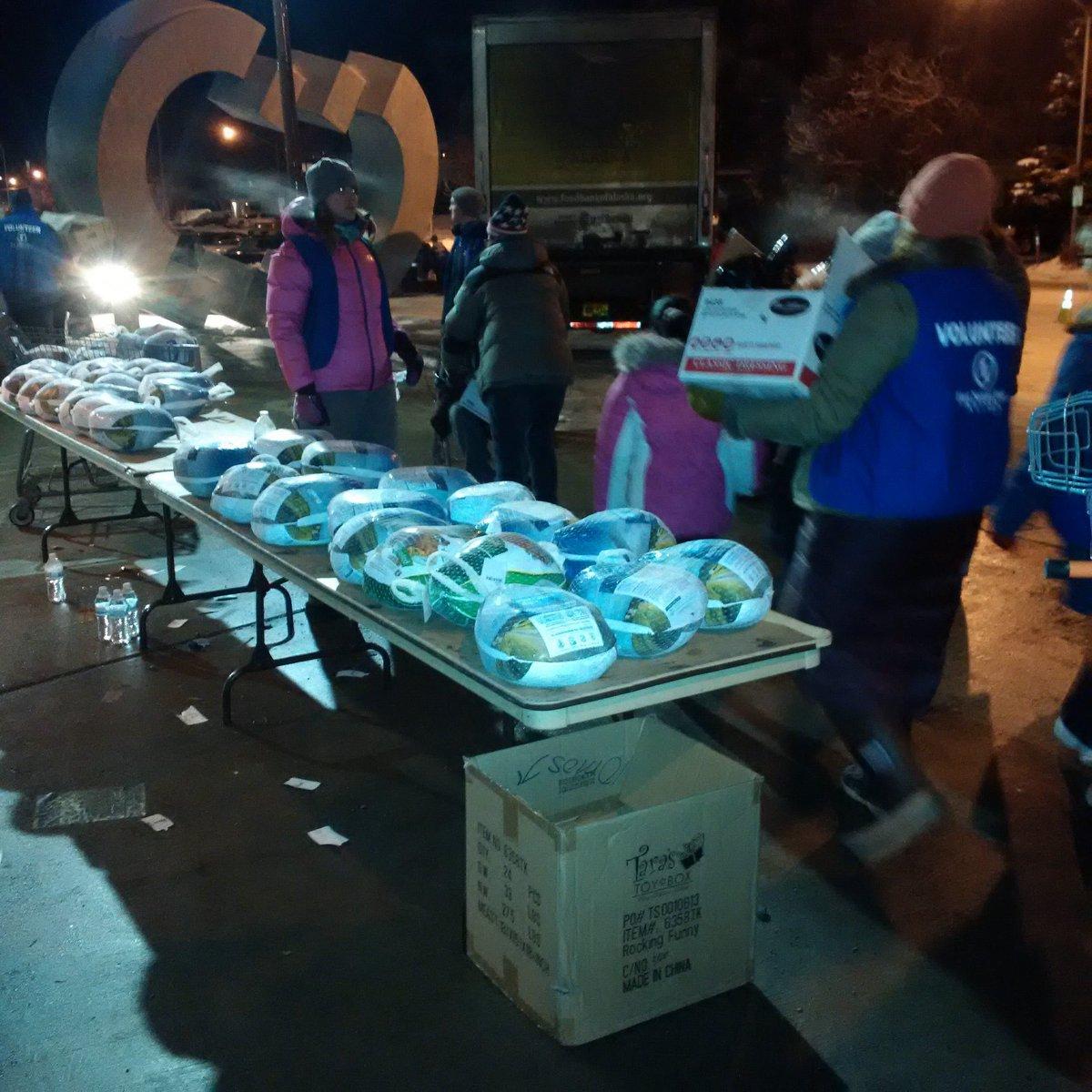 Salvation Army Anchorage Food Bank