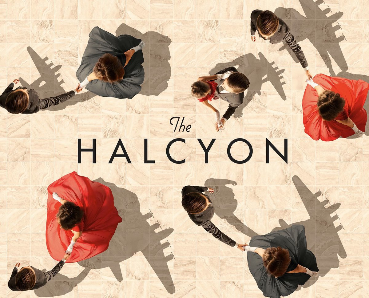 The Halcyon ITV (infos et photos) - Page 2 CzuGPewXAAEGQC6
