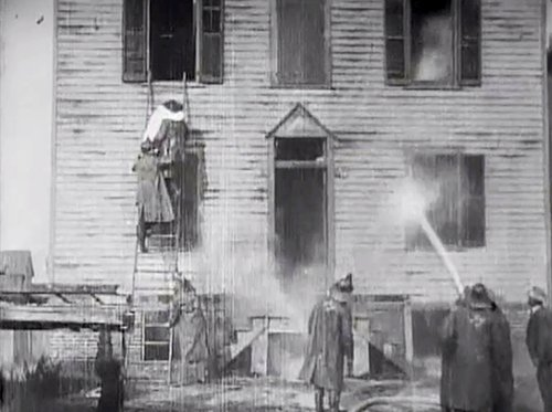 "Innovative early film ""Life of an American Fireman"" (1903) named to our #NatFilmRegistry https://t.co/LVlQ1MAoWM https://t.co/WhjAHik8X8"