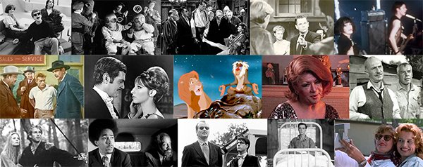 Documentaries, animated classics, cultural touchstones & entertaining innovaters added this week to #NatFilmRegistry https://t.co/LVlQ1MAoWM https://t.co/o7P6hAUYVC