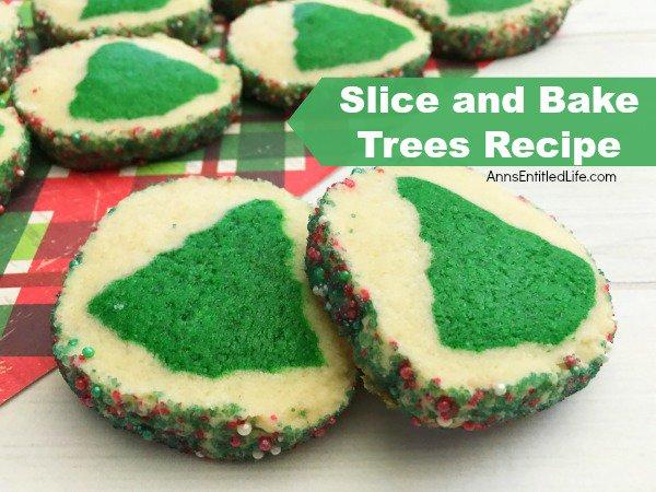 Slice and Bake Trees Recipe