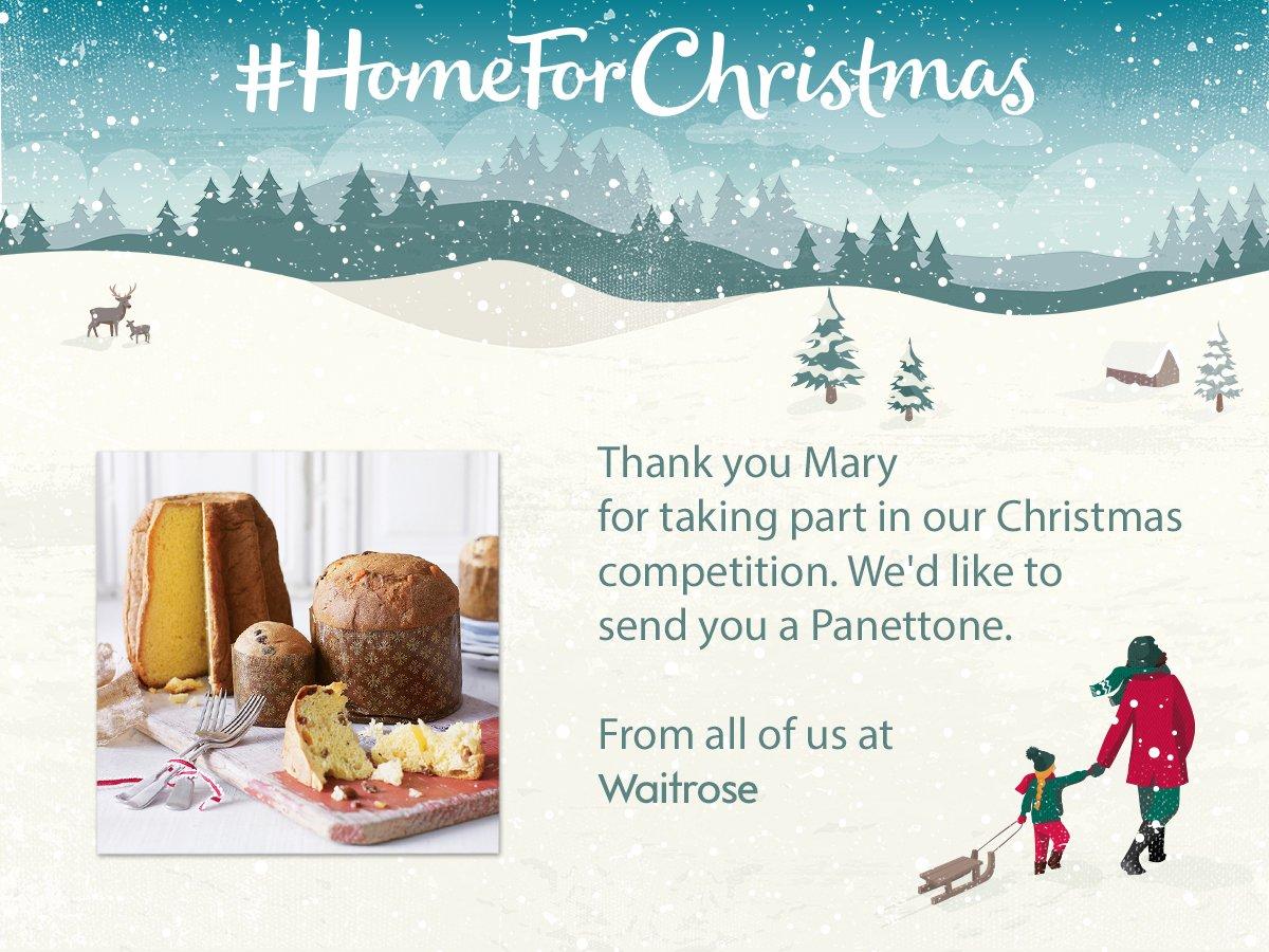 Waitrose On Twitter Tell Us Who Cooks A Brilliant Christmas Dinner
