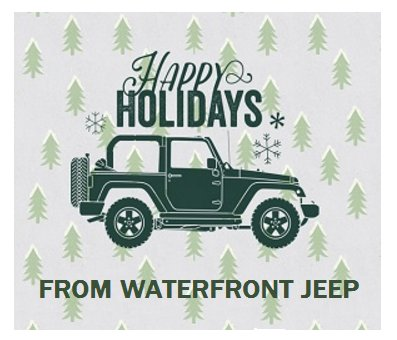 Waterfront Jeep (@waterfrontjeep) | Twitter
