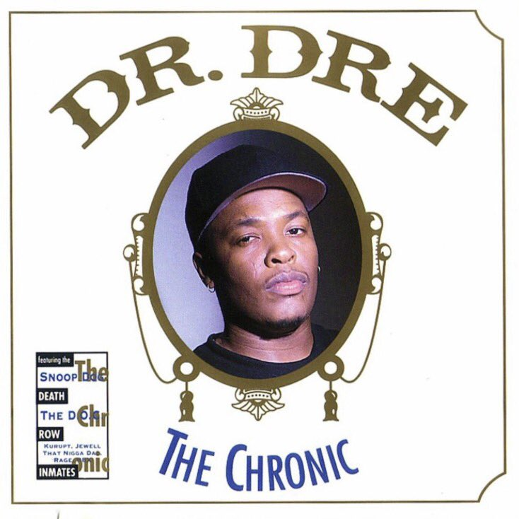 Today we celebrate the 24th anniversary of Dr. Dre's magnum opus. The Chronic ✌