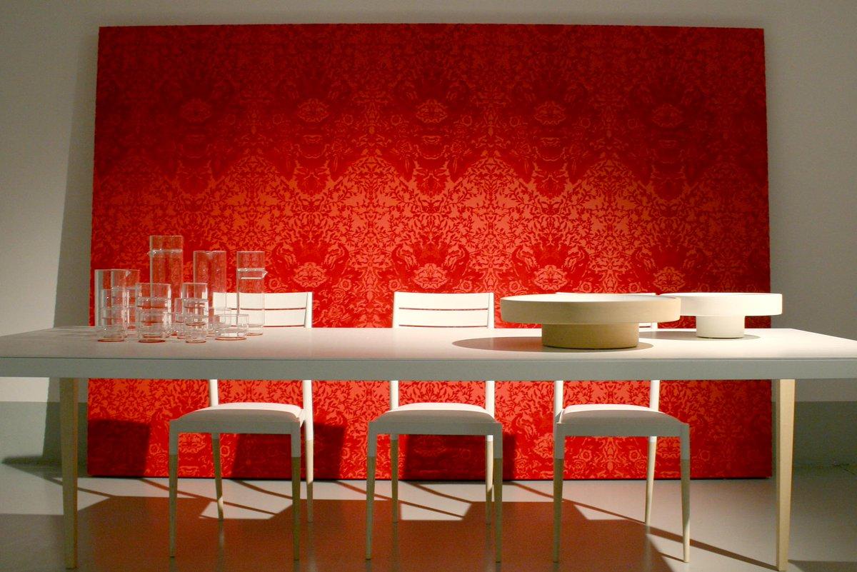 ... #Italian #furniture Company #Eponimo #wallpaper Http://www.timorousbeasties.com/shop/wallcoverings/36/devil Damask Flock Wallpaper/  U2026pic.twitter.com/ ...