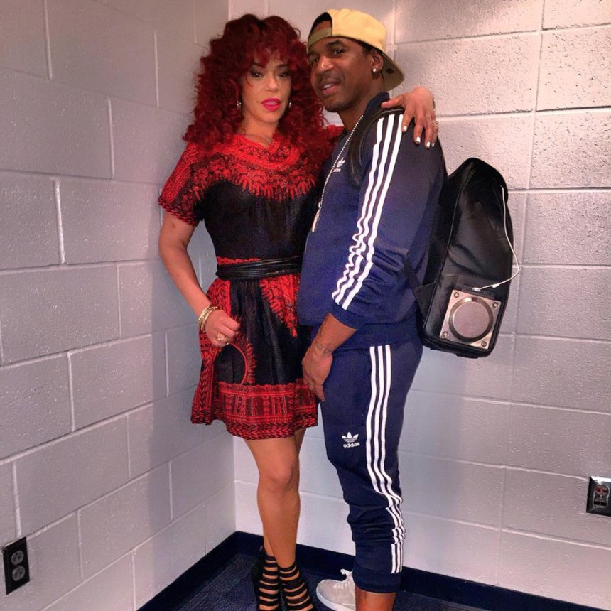 It's official! Faith Evans and Stevie J are a couple: https://t.co/QGapTVVO5B