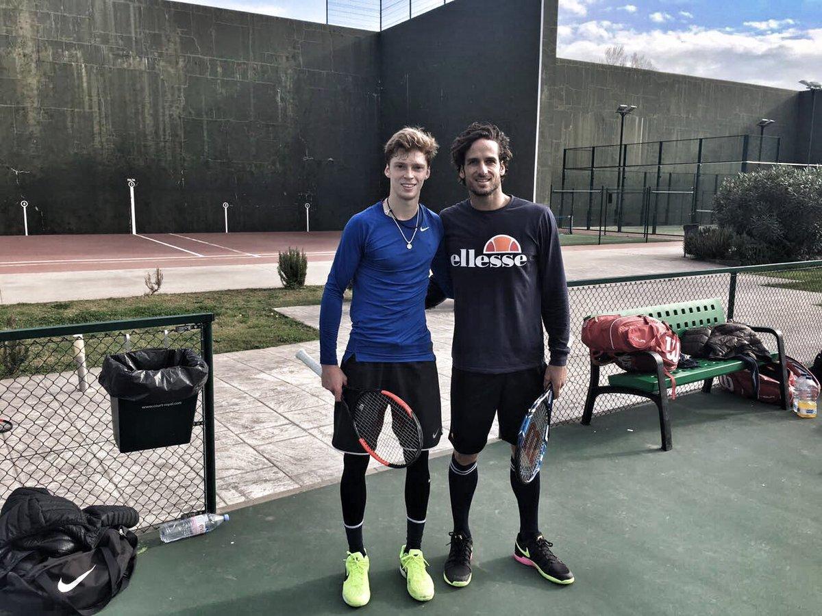 где тренируется теннисист андрей рублев игроки, эмблема