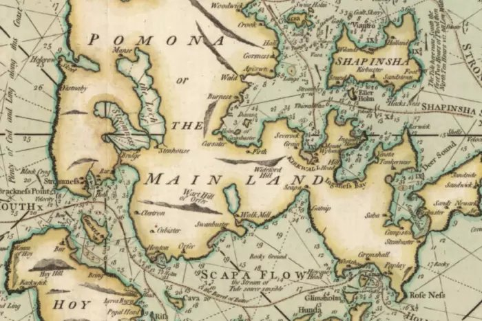 Love maps? Love Scotland's islands? Then you'll probably love this book... scotsman.com/lifestyle/cult…