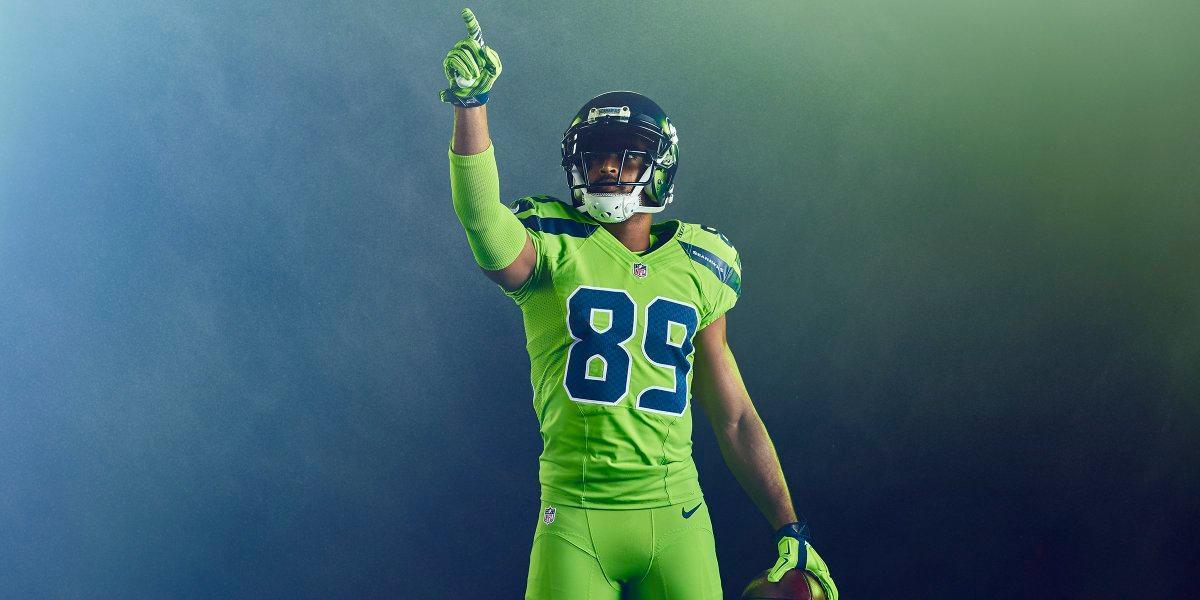 best sneakers 8cd47 716d9 Seattle Seahawks on Twitter: