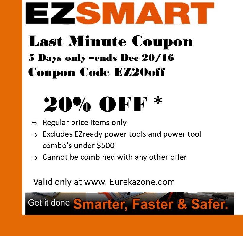 eurekazone coupon code