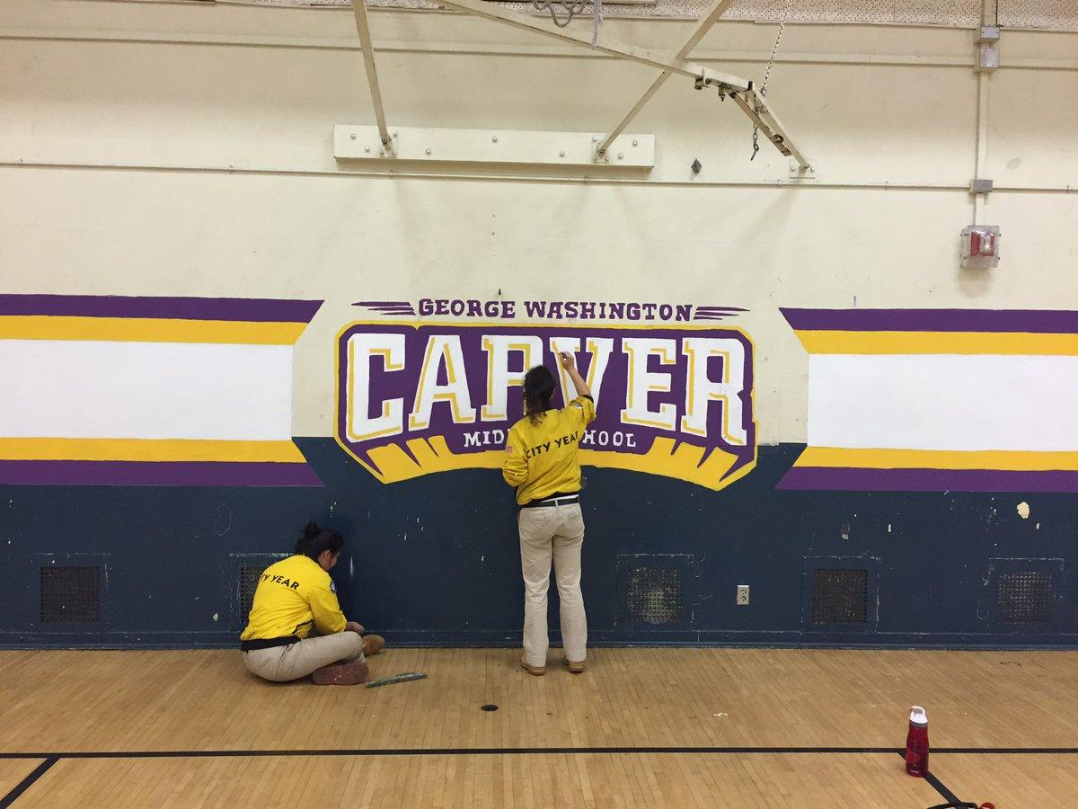 carver middle school los angeles